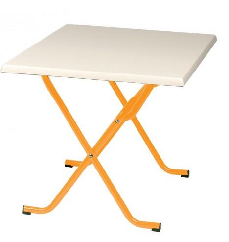 Table Pliante IXE plateau mélaminé