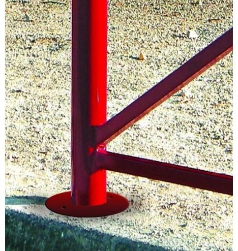 platine barrieres
