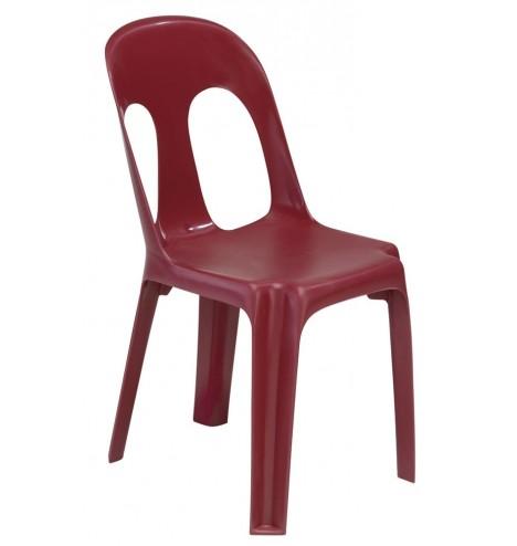 Chaise Sirtaki plastique anti-feu M2
