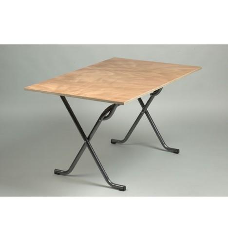 table pliante rectangulaire multiplis collectivité
