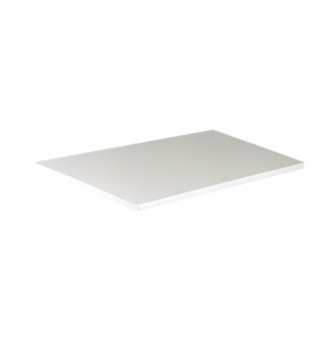 Plateau rectangulaire stratifié table collectivité