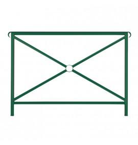 Barrière CONCORDE 2 avec Crosses