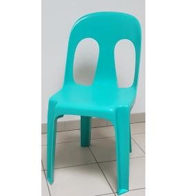 Chaise plastique Sirtaki turquoise