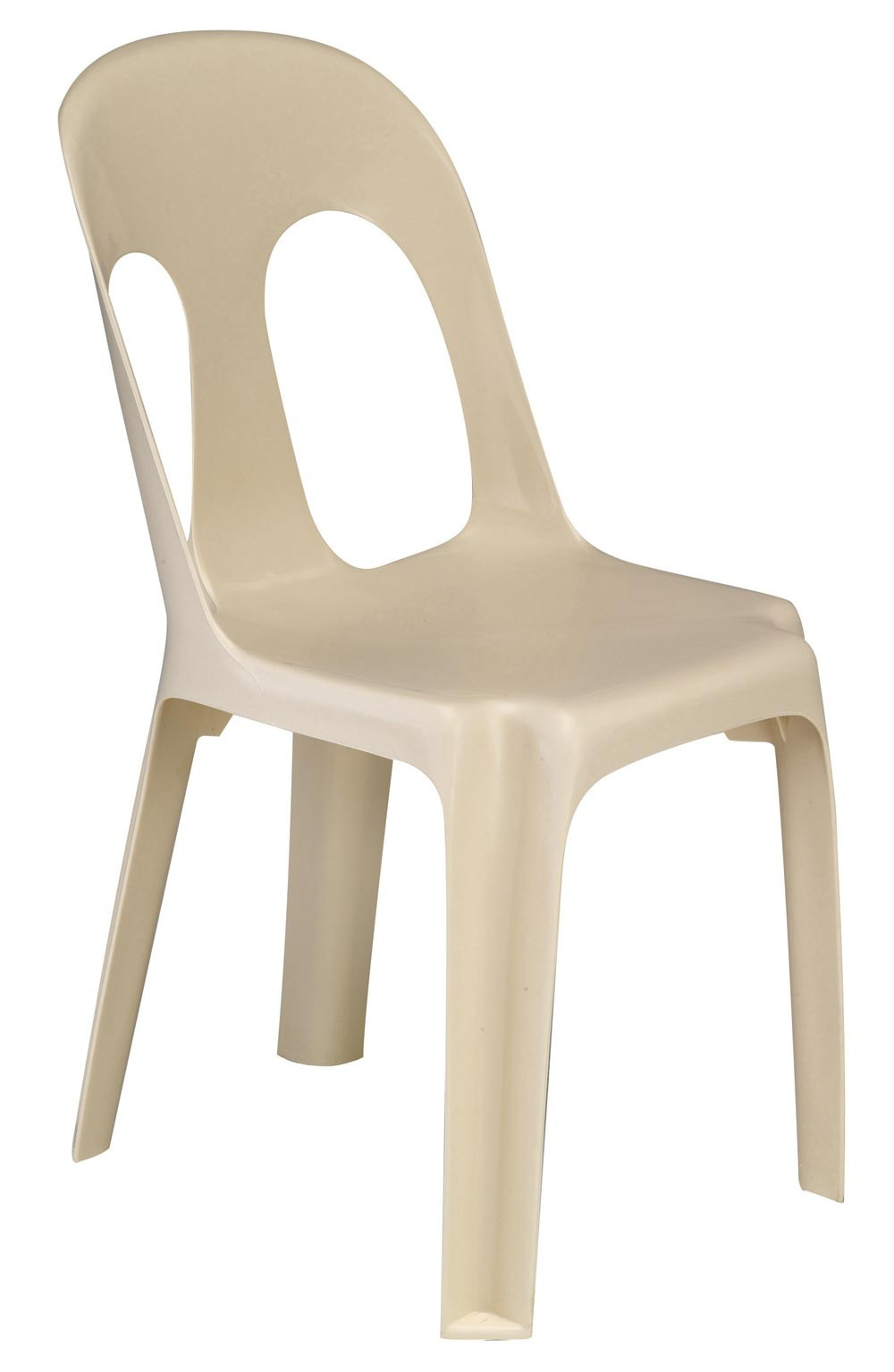 Chaise Plastique Collectivite Blanche