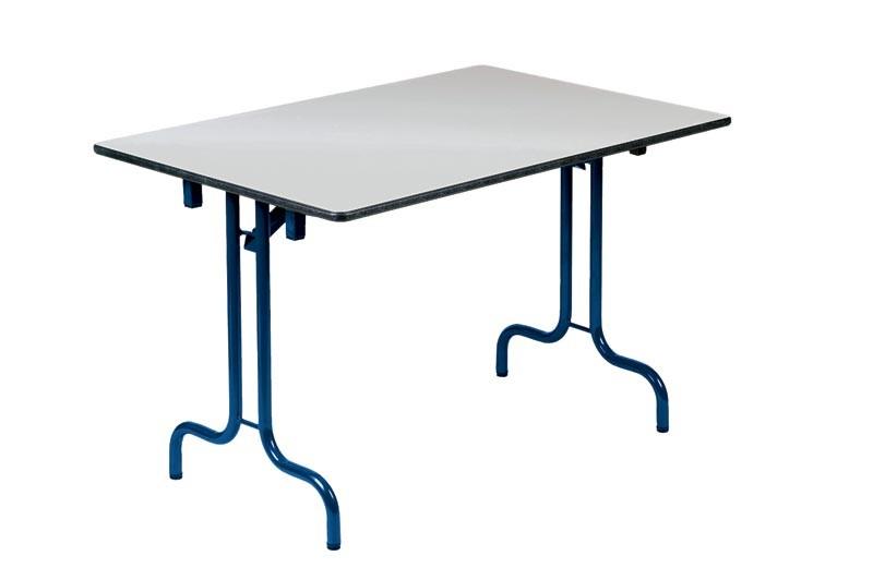 Table pliante casa plateau stratifi fabricant fran ais - Table plateau pliante ...