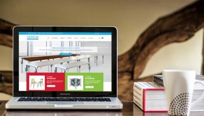 SEREM.FR - Lancement du nouveau site web Serem.
