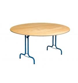 Les tables pliantes de SEREM