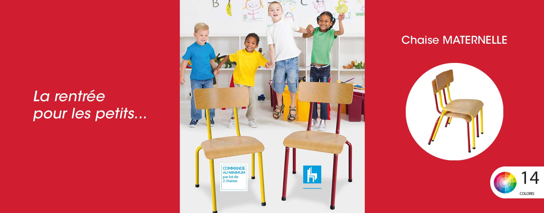 Chaise Maternelle